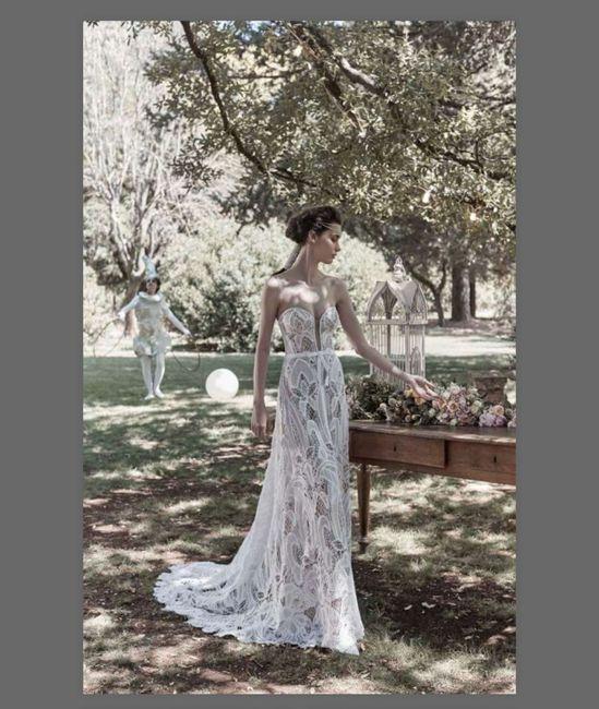 Vestidos colección 2022 Alba by Luisa Sposa 3