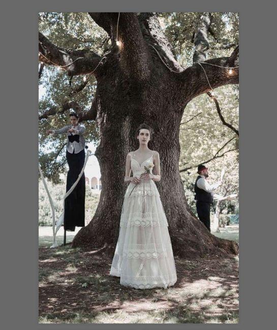 Vestidos colección 2022 Alba by Luisa Sposa 4