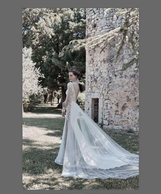 Vestidos colección 2022 Alba by Luisa Sposa 5