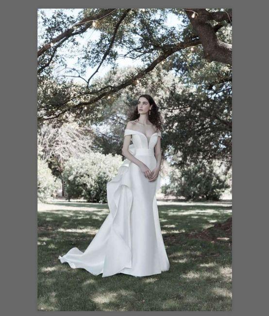 Vestidos colección 2022 Alba by Luisa Sposa 6