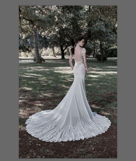 Vestidos colección 2022 Alba by Luisa Sposa 7