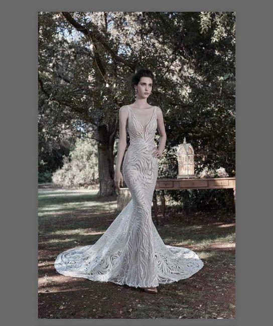 Vestidos colección 2022 Alba by Luisa Sposa 9