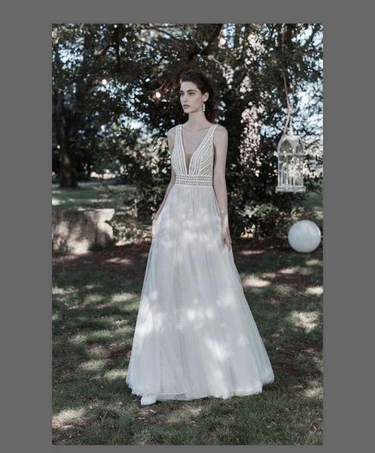 Vestidos colección 2022 Alba by Luisa Sposa 12