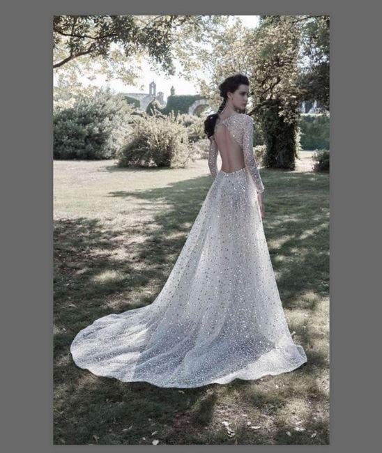 Vestidos colección 2022 Alba by Luisa Sposa 13