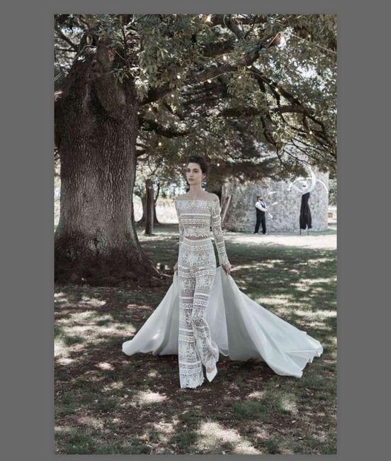 Vestidos colección 2022 Alba by Luisa Sposa 15