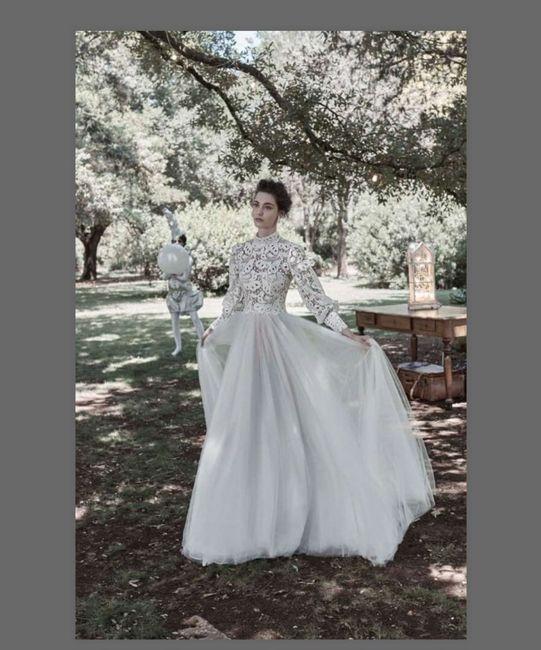 Vestidos colección 2022 Alba by Luisa Sposa 16