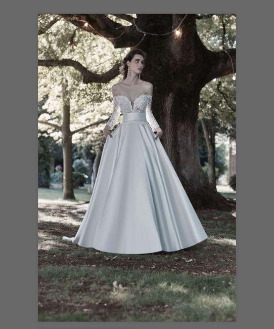 Vestidos colección 2022 Alba by Luisa Sposa 17