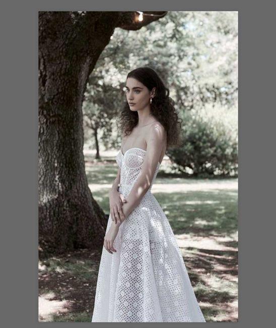 Vestidos colección 2022 Alba by Luisa Sposa 18