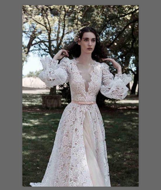 Vestidos colección 2022 Alba by Luisa Sposa 19