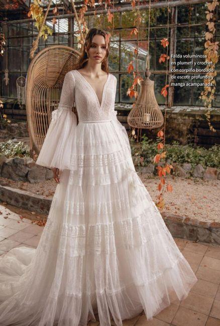 Vestidos colección 2022 Passion by Ariamo Fashion 3