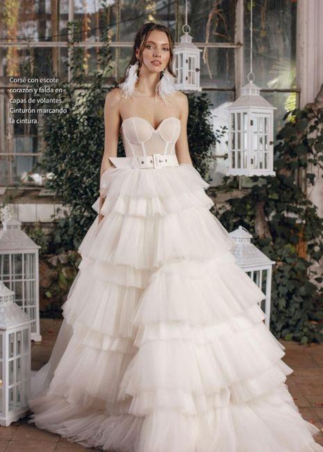 Vestidos colección 2022 Passion by Ariamo Fashion 6