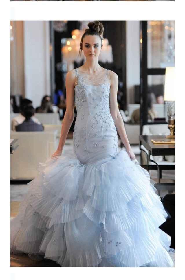 Vestidos colección primavera 2020 Inés Di Santo - 1