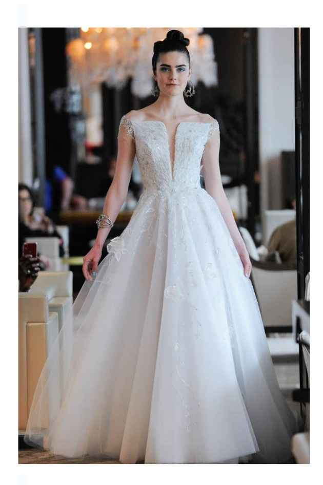 Vestidos colección primavera 2020 Inés Di Santo - 2