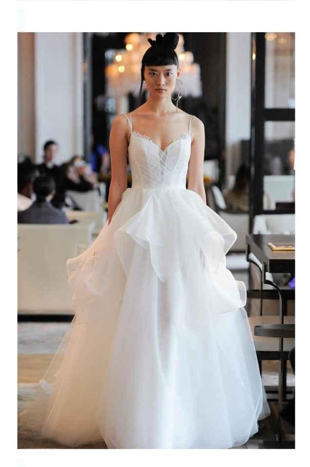 Vestidos colección primavera 2020 Inés Di Santo - 3