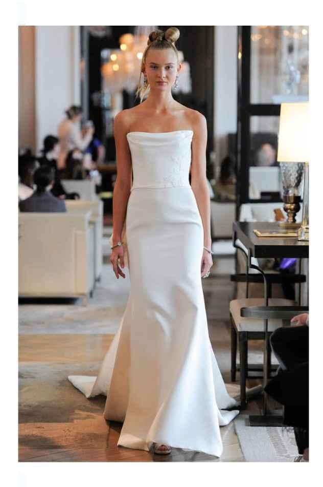Vestidos colección primavera 2020 Inés Di Santo - 4