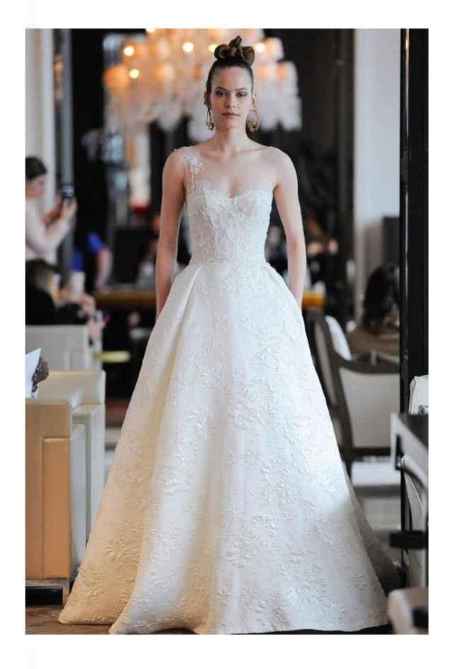 Vestidos colección primavera 2020 Inés Di Santo - 5