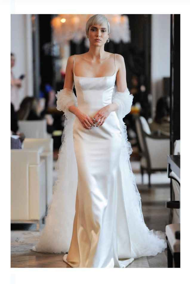 Vestidos colección primavera 2020 Inés Di Santo - 6