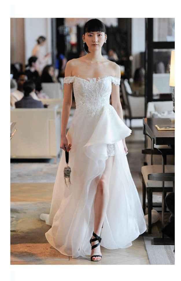 Vestidos colección primavera 2020 Inés Di Santo - 7