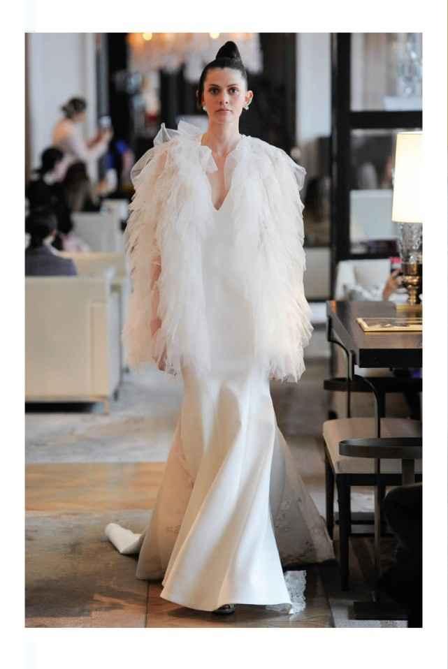 Vestidos colección primavera 2020 Inés Di Santo - 8