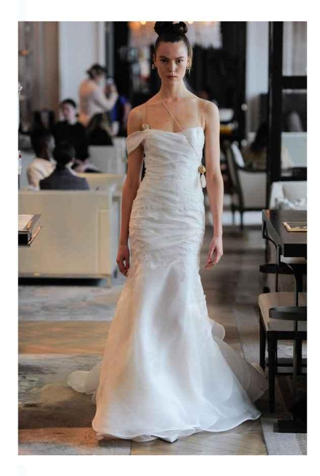Vestidos colección primavera 2020 Inés Di Santo - 9