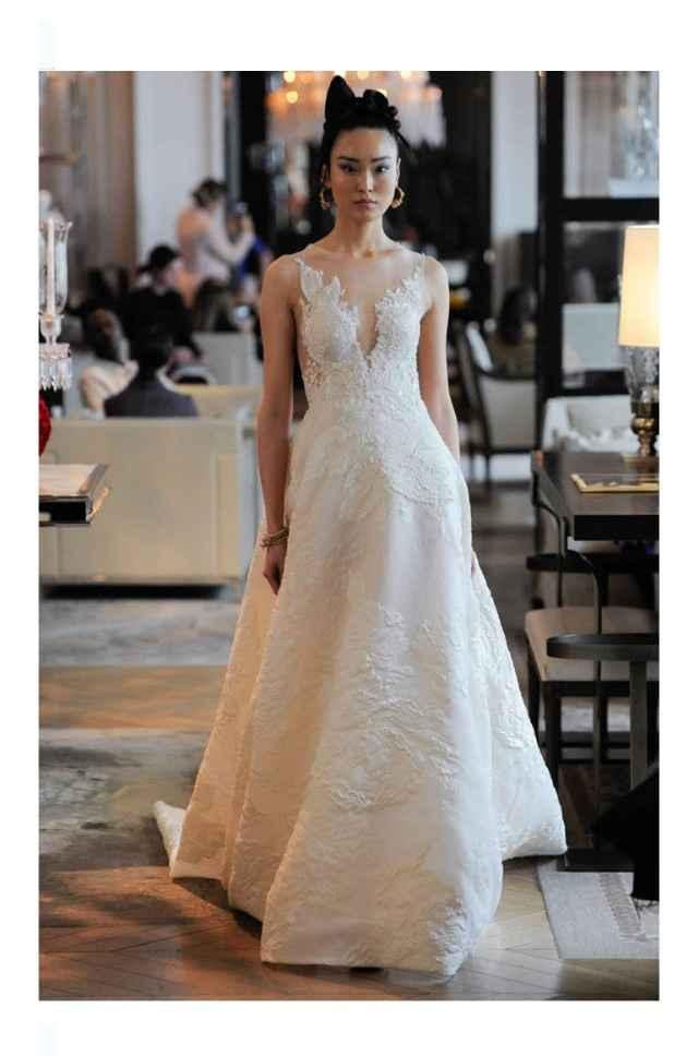 Vestidos colección primavera 2020 Inés Di Santo - 10
