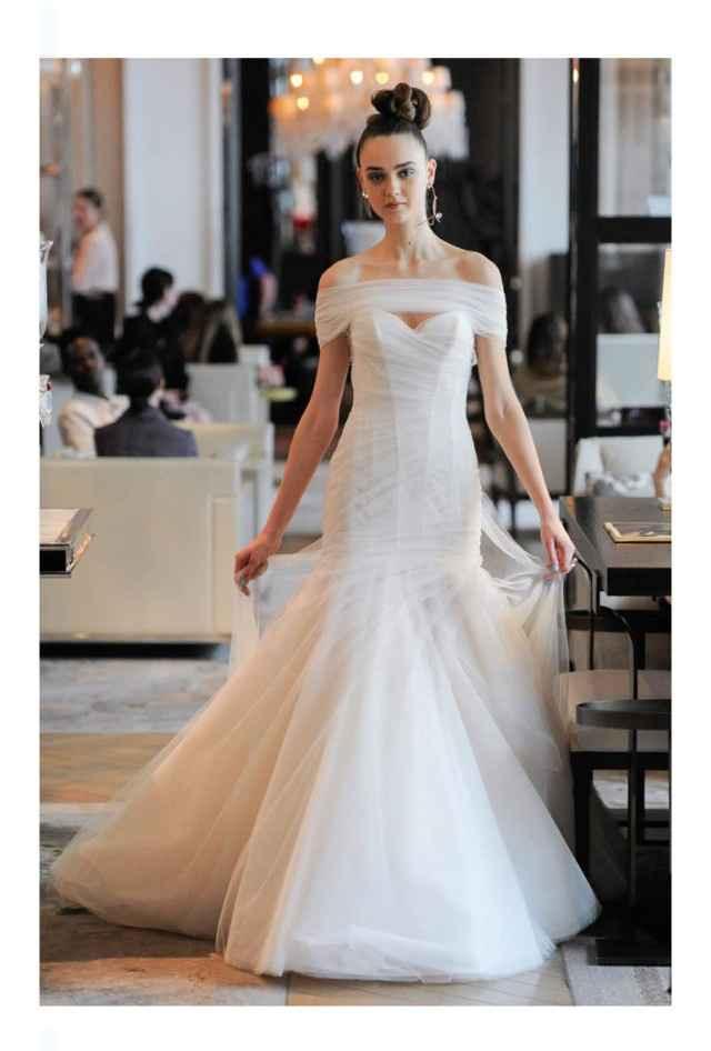 Vestidos colección primavera 2020 Inés Di Santo - 11