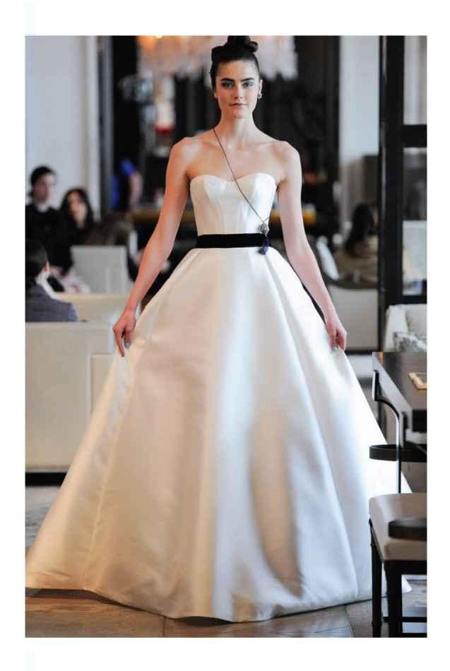Vestidos colección primavera 2020 Inés Di Santo - 12