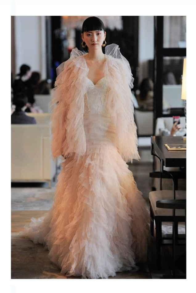 Vestidos colección primavera 2020 Inés Di Santo - 17