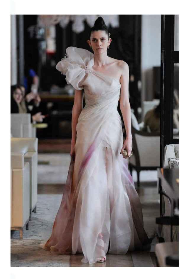 Vestidos colección primavera 2020 Inés Di Santo - 18