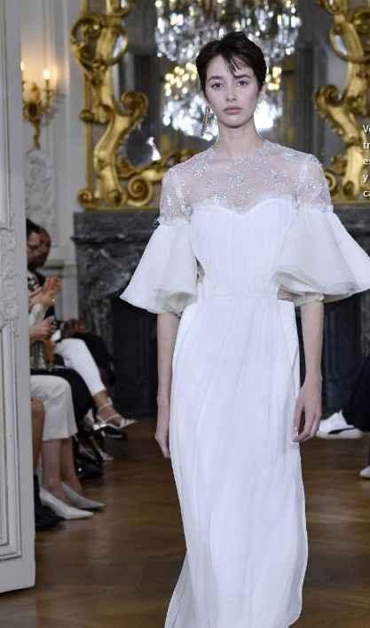 Vestidos colección 2020 Crystal by Kaviar Gauche - 6