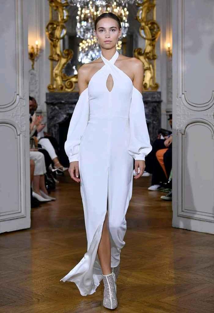 Vestidos colección 2020 Crystal by Kaviar Gauche - 8