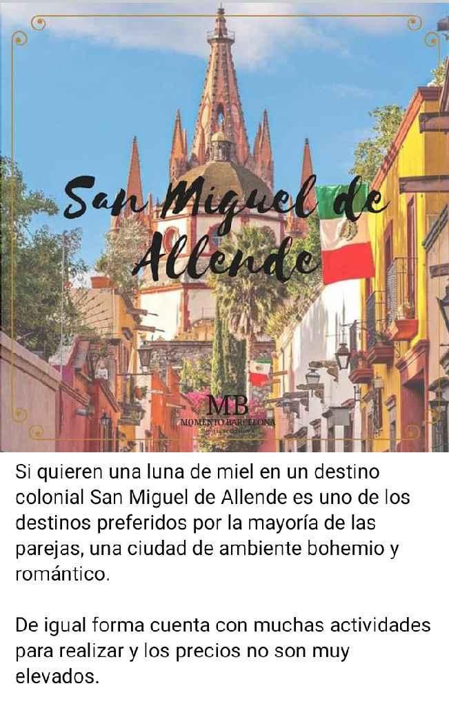Tu luna de miel en México 2 - 6
