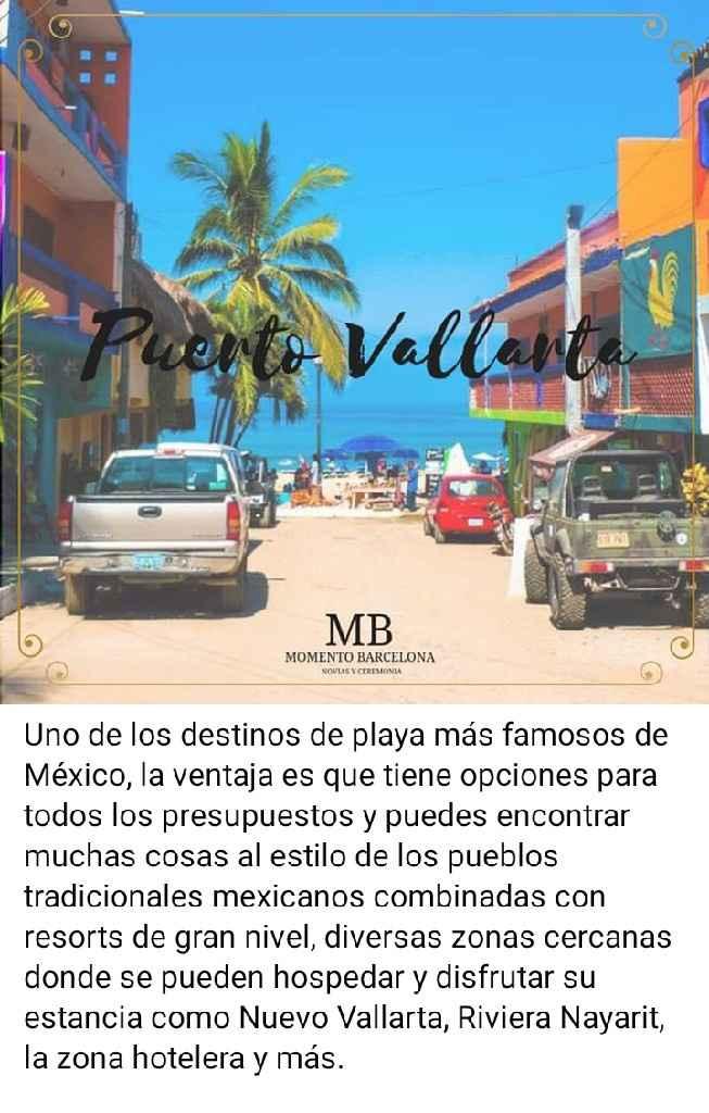 Tu luna de miel en México 2 - 7