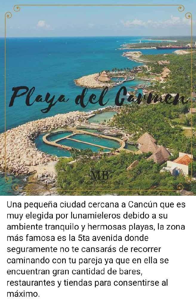Tu luna de miel en México 2 - 11
