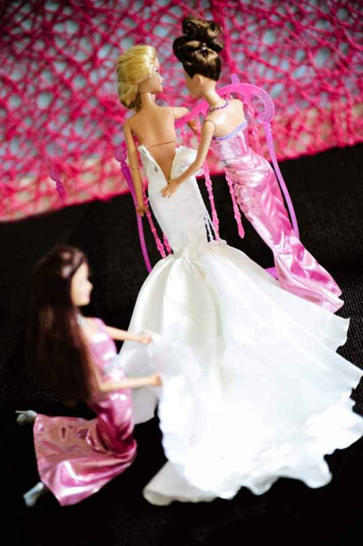 La boda de Barbie y Ken 5