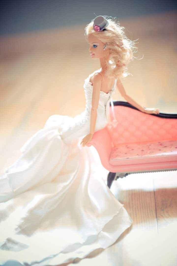 La boda de Barbie y Ken 9