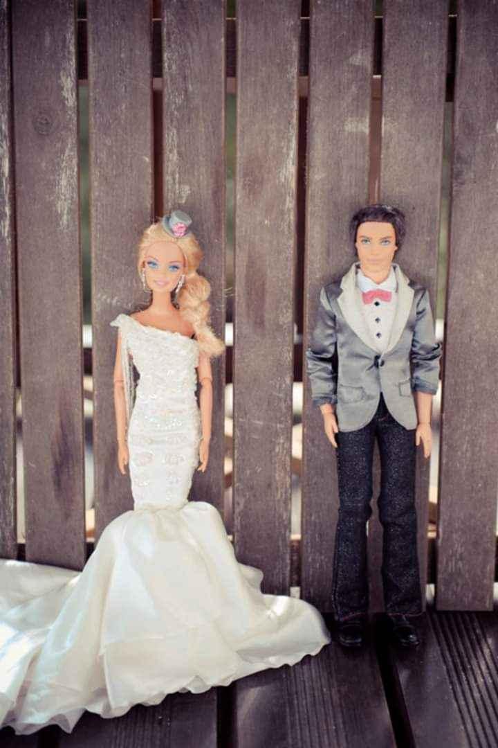 La boda de Barbie y Ken 11