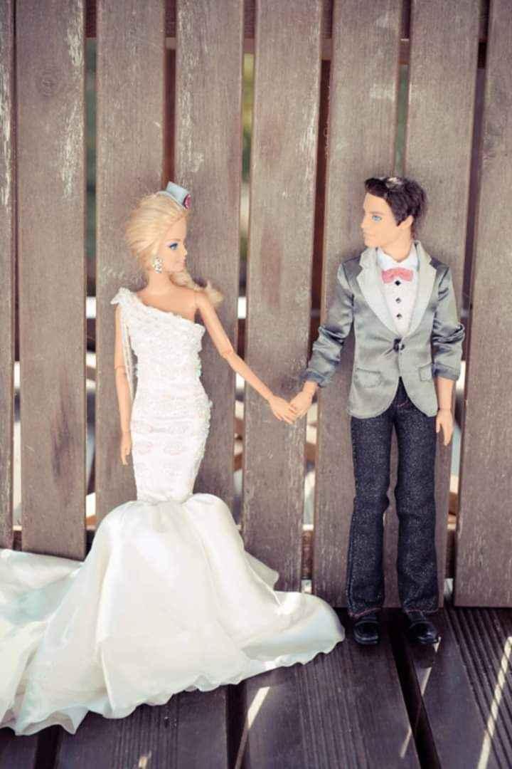 La boda de Barbie y Ken 12