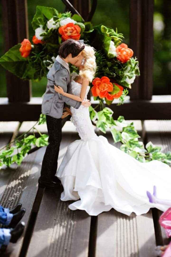 La boda de Barbie y Ken 13
