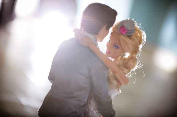 La boda de Barbie y Ken 17
