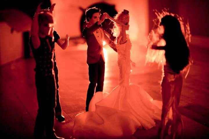La boda de Barbie y Ken 19