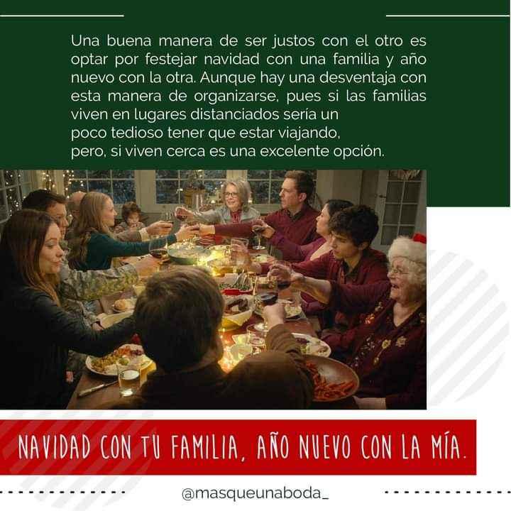 Navidad,¿con tu familia o la mía? 3