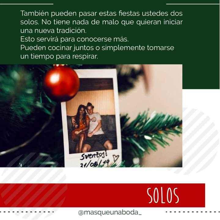 Navidad,¿con tu familia o la mía? 5