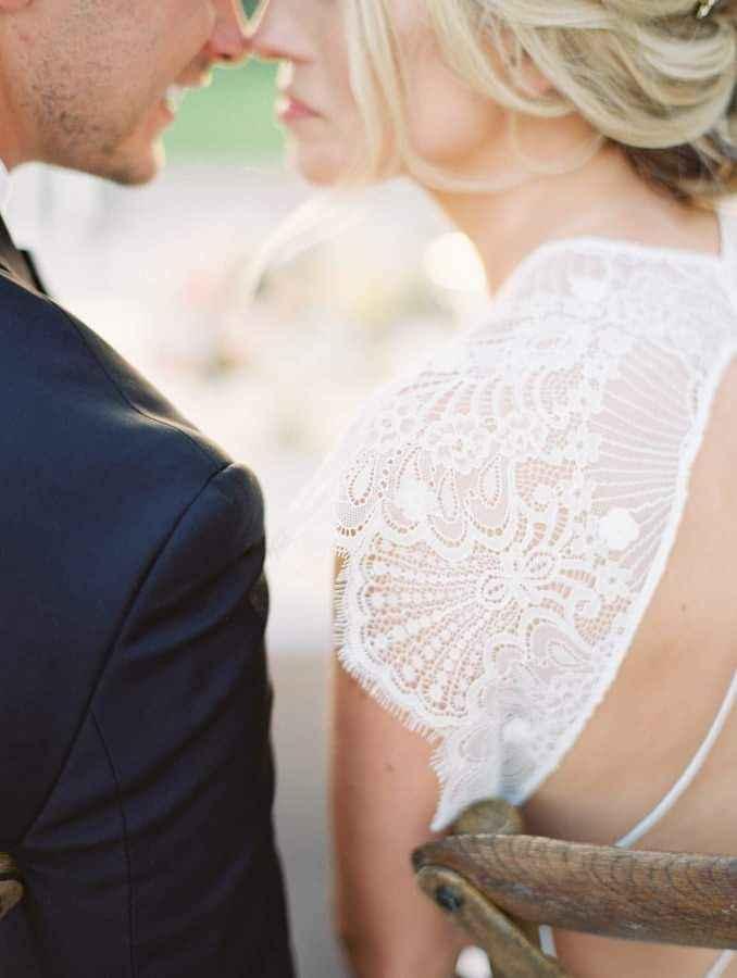 Vestidos de novia con encaje 10