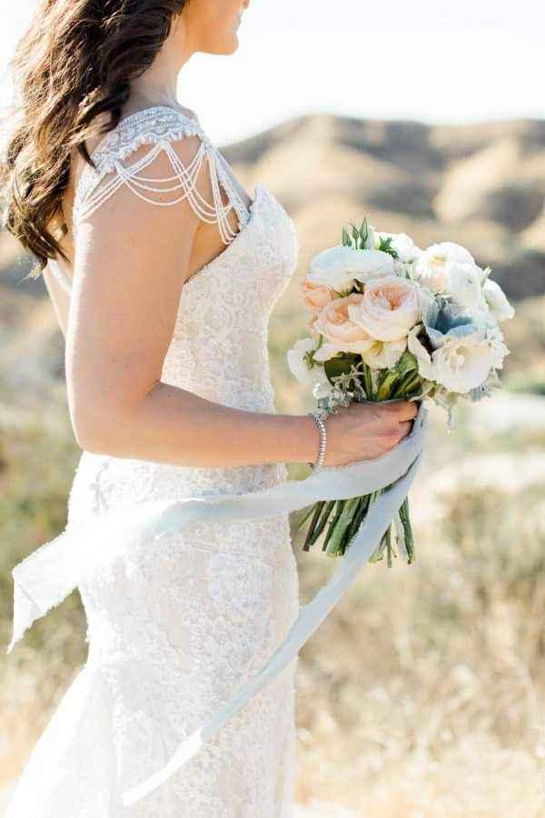 Vestidos de novia con encaje 11