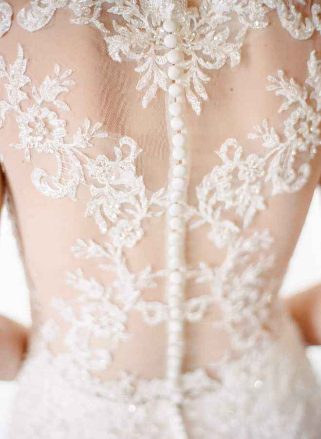 Vestidos de novia con encaje 17