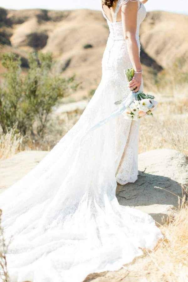 Vestidos de novia con encaje 18