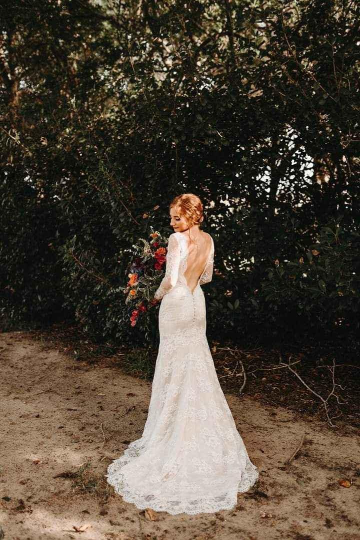 Vestidos de novia con encaje 21