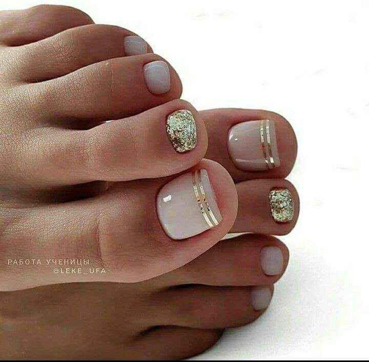 Pies:uñas decoradas 1