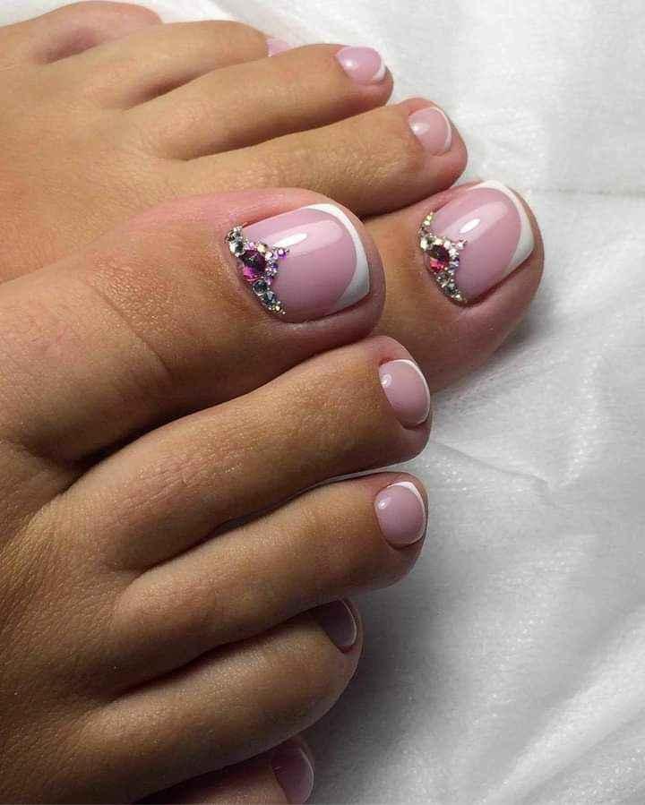 Pies:uñas decoradas 8